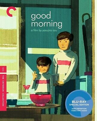 Good Morning (Criterion Collection) [New Blu-ray] 4K Mastering, Restored, Spec