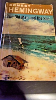 The Old Man and the Sea by Ernest Hemingway (1952, Paperback)