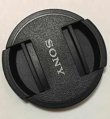 Center Pinch Lens Cap for Sony SELP1650 16-50mm 40.5mm