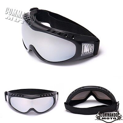 Dustproof Ski Goggles Anti-Fog UV Protection Snow Snowboard Sunglasses Glasses