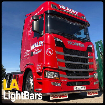 LA LightBars Scania Low Bar