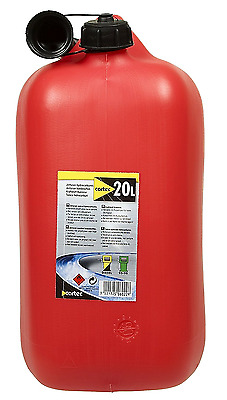 Cartec 506022 Approved Jerry Can for 20 L Fluid