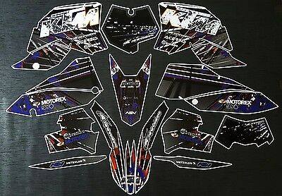 "KTM 125-525. SX,SXF,EXC  2008-2011 ""New"" Stickers Graphics Full Kit"