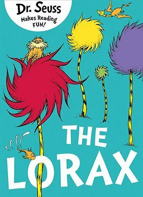 The Lorax (Dr. Seuss) by Dr. Seuss Paperback Book New