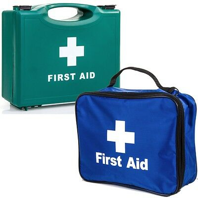 PREMIUM CHILDRENS/KIDS/INFANTS/TRAINING FIRST AID KIT Nursery/Sports Injury Set