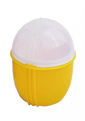 Zap Chef Crackin Eggs Microwaveable Egg Cooker - Yellow