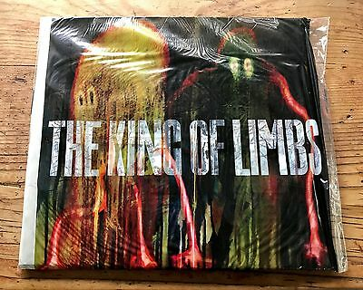 """Radiohead The King Of Limbs Newspaper Edition (10"""" Clear Vinyl w/ CD and Extras)"""
