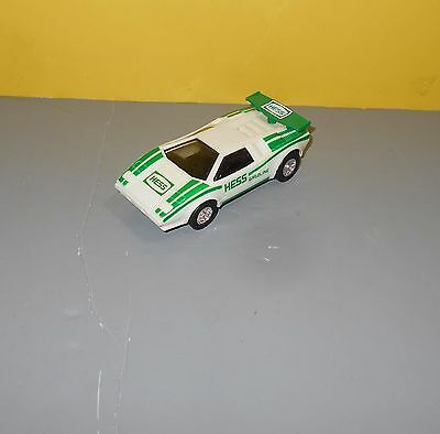1991 Hess Tractor Trailer Truck Replacement Lamborghini Race Car Toy