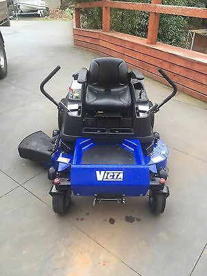 "Victa VZT2648 Zero Turn Ride On Mower 26HP 48"" Fabricated cutting deck *CHEAP*"
