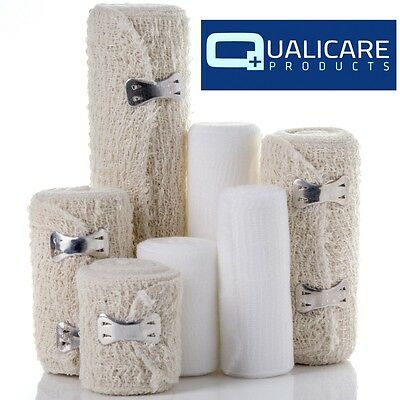 CHOOSE PREMIUM CREPE/CONFORMING/COHESIVE BANDAGE Medical First Aid Joint Support