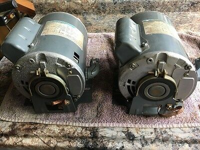 1/2 horse Dryer Motor From Speed Queen