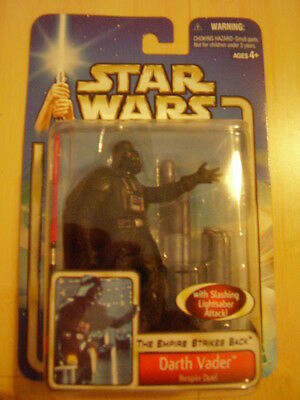 Star Wars Action Figure Darth Vader The Empire Strikes Back Collection 1 #30