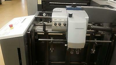 HEIDELBERG SM 52 2 Color Press Year 2001 Commercial Printing Press