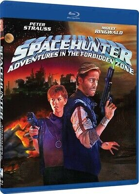 Spacehunter: Adventures in the Forbidden Zone [New Blu-ray]