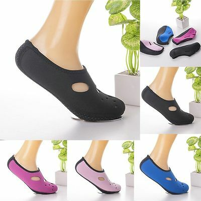 Adult Kids Outdoor Beach Shoes Sock Non-Slip Water Swimming Scuba Diving Surfing