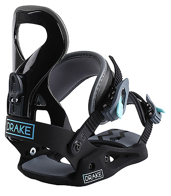 Drake Queen Black 2017 Womens Snowboard Binding Snow Free Delivery Australia