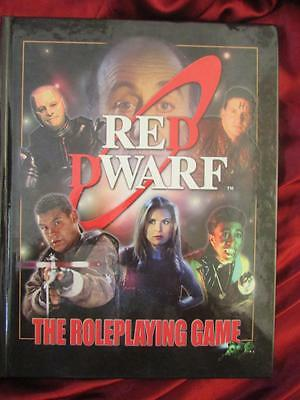 OOP RED DWARF THE ROLEPLAYING GAME. Core Rulebook - VERY RARE