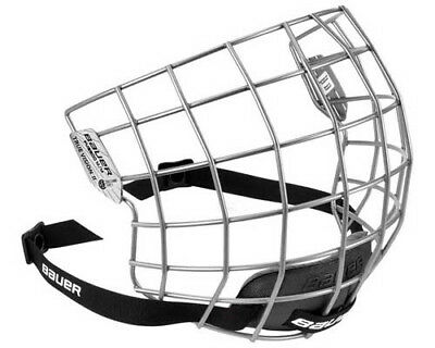 Bauer True Vision Ice Hockey Helmet Cage - Various Sizes Available