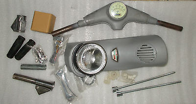 Lambretta Series 1 Handle Bar & Nose Assembly With All Accessories