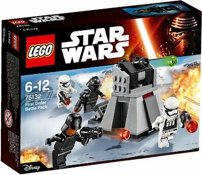 LEGO Star Wars Set 75132 / Battle pack Episode 7 Villains