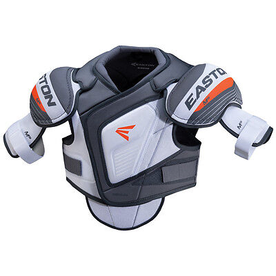 Easton Mako M3 Ice Hockey Shoulder Pads - Senior / Reduced