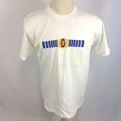 Vintage 90's Fosters Pro Surfing Tour Surf Beach Ocean Promo Beer ASP T Shirt