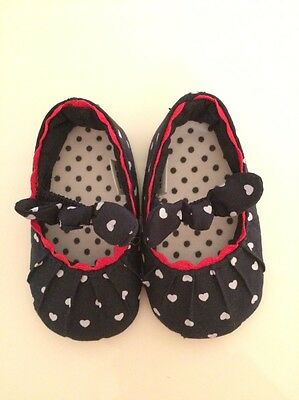 baby girl Fabric pram shoes Mothercare,