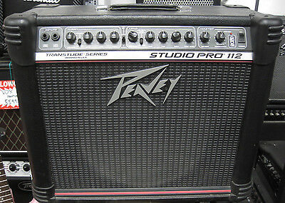 Peavey Studio Pro 112 TransTube Series Guitar Combo Amp 65-watt Amplifier