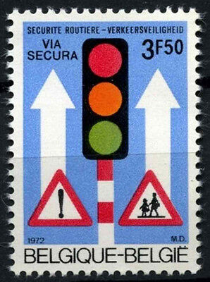 Belgium 1972 SG#2263 Road Safety MNH #D49230