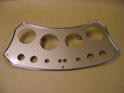 Mg Td Dash Panel/instrument Cluster Gold