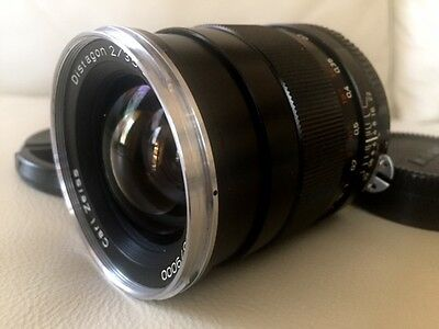 Carl Zeiss Distagon T 35mm f/2 ZF Lens For Nikon EXC+++
