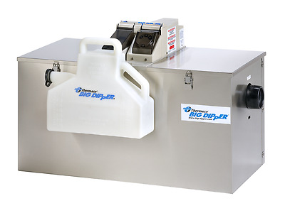 Therma-Co Big Dipper W-500-IS-115/60 Grease Trap