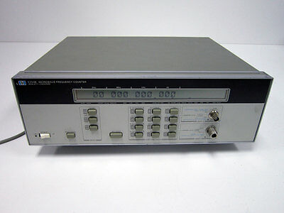 Hp Agilent Keysight 5350B Microwave Frequency Counter Option 001