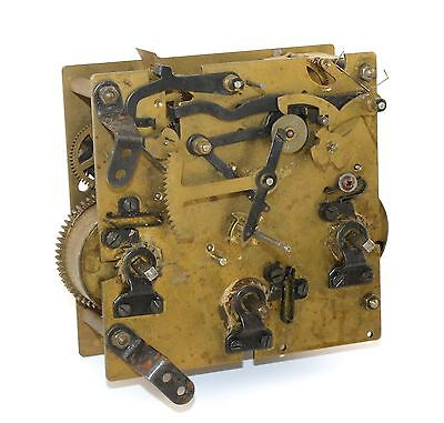 Vintage Westminster Clock Movement - Parts Or Repair  X765