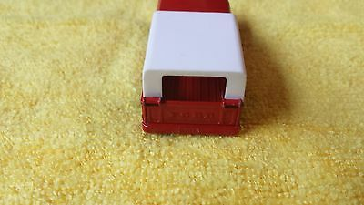 Matchbox Lesney Replacement White Topper for# 5d-2 or 6c-1 Red Ford Pick-up. OEM