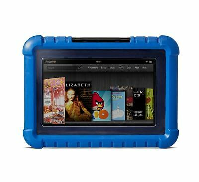 New Kid-Tough Durable Apptivity Case for Kindle Fire Blue will not fit HD models