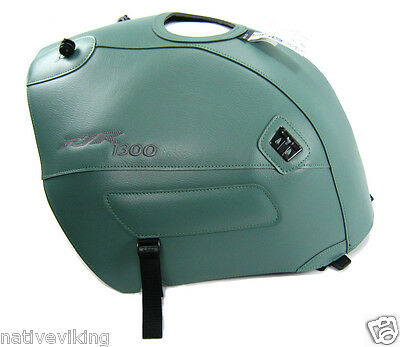 BAGSTER TANK COVER Yamaha FJR1300 2003 PROTECTOR techno jade FREE UK post 1420G