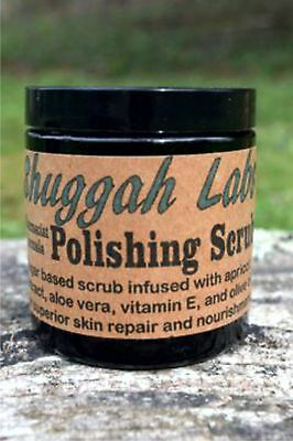 Shuggah Labs Pharmacist Formula Polishing Scrub -- Natural, Healthy, Beautiful!