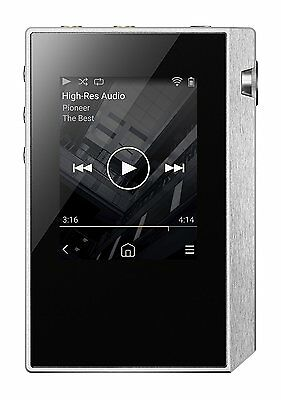 2017 NEW Pioneer digital audio player private high reso silver XDP-30R (S) F/S