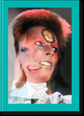 Mick Rock: The Rise of David Bowie, 1972-1973 [New Book] Hardcover