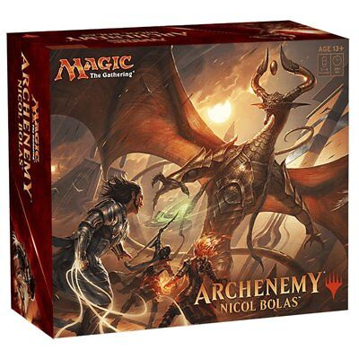 MAGIC THE GATHERING Archenemy Nicol Bolas Deck