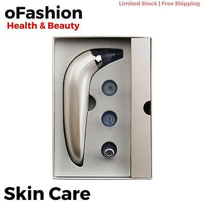 Microdermabrasion Vacuum Suction Pore Blackhead Remover Cleaner Machine Facial