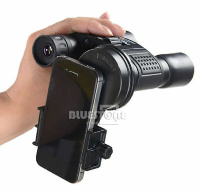 Smartphone Cell Phone Holder Mount Adapter To Telescope Binocular Spotting Scope