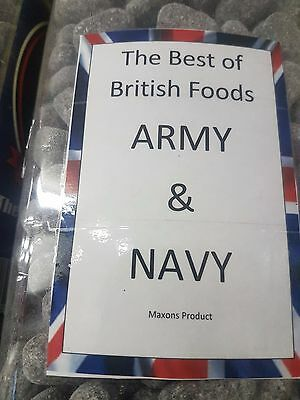 MAXONS ARMY AND NAVY 100g