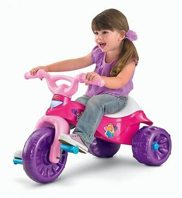 New Barbie Pink Tough Trike Max. weight 55 lbs. With Secret Storage Compartments