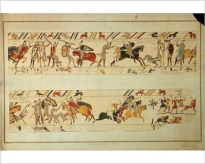 25x20cm Photo-Bayeux Tapestry-11796246-8105