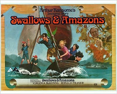25x20cm Photo-Swallows and Amazons-9710482-8105