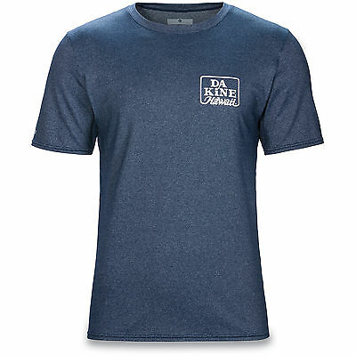 Dakine Roots T-Shirt Surf SUP Quick Dry Sun Protection Midnight Heather