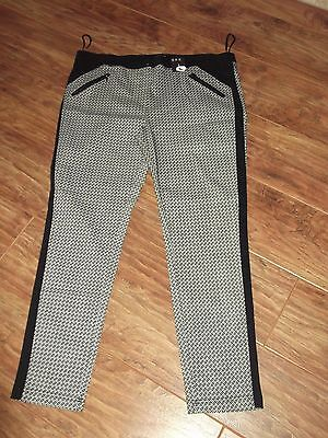 Stretch Trousers By Atmosphere   Size 18 New With Tags