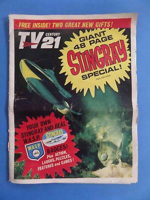 Tv Century 21 Tv21 Stingray Special Rare Nice!